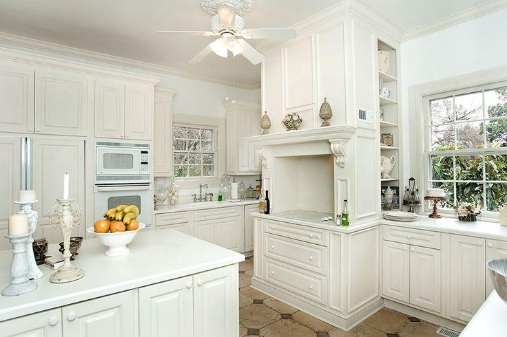1000 Ideas About All White Kitchen On Pinterest White
