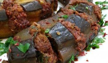Kazan kebabı kazanda yapılmıyor, belki de eski zamanlarda kazanda yapılıyordu da ondan bu ismi aldı. #antep #yemekleri #kebapları #etli #yemekler #tarifleri #tarifi #yöresel #mutfağı #leziz #patlıcanlı #değişik #yemek #türk #mutfağı
