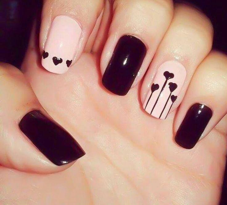 Nails #heart