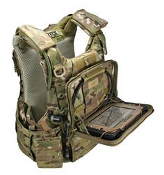 Tactical Gear and Military Clothing News : Modular Tactical System: Wearable Computer for Combat