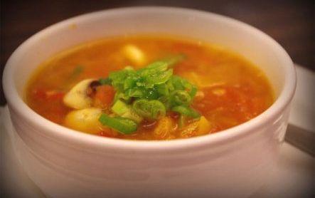 Dieta Dukana :: Rajska zupa :: Przepisy Zasady Efekty