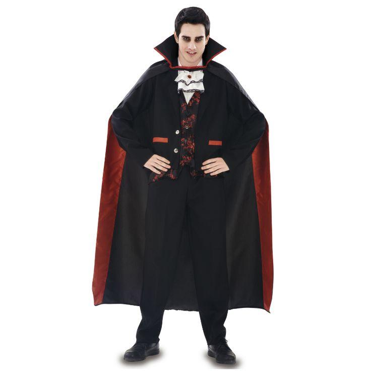 Disfraz de Vampiro Real #disfraces #halloween