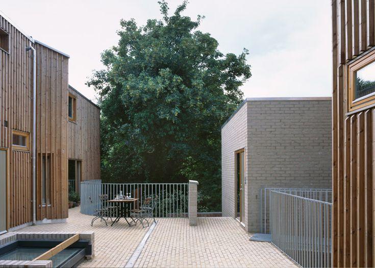 Copper Lane Housing Co-operative by Henley Halebrown Rorrison
