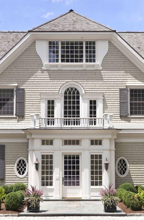 21 best closet doors images on pinterest closet doors for Shingle sided homes