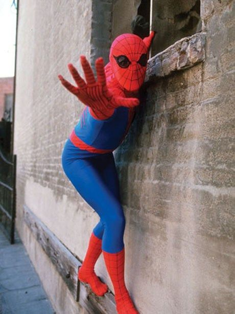 N°1 - 1977 - The Amazing Spider-Man - Nicholas Hammond as Spiderman