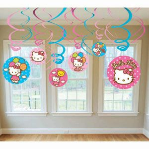 A674503 - Hello Kitty Decorating Swirls Please note: approx. 14 day delivery time. www.facebook.com/popitinaboxbusiness
