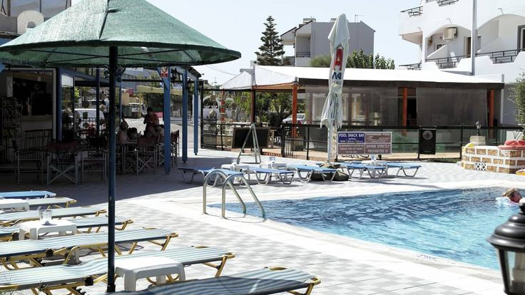 Holiday to Lisabeth Apartments in FALIRAKI (GREECE) for 10 nights (SC)… #holidays #flights #hotels #thomson #cheapholidays #cheapflights