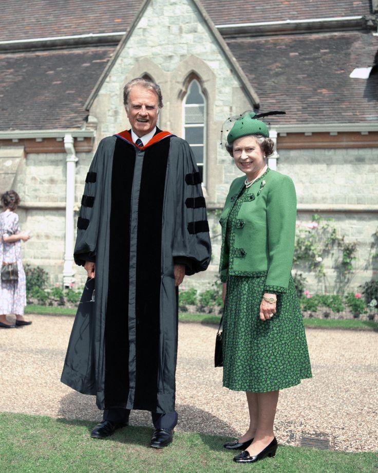 In His Own Words: Billy Graham on Queen Elizabeth