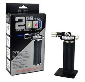 Butane-Gas-Micro-Torch-Compact-Refillable-1300-Craft-Plumbing-Soldering-etc