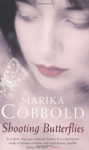 Shooting Butterflies by Marika Cobbold, http://www.amazon.co.uk/dp/0747568103/ref=cm_sw_r_pi_dp_CCUxrb1NRK17P