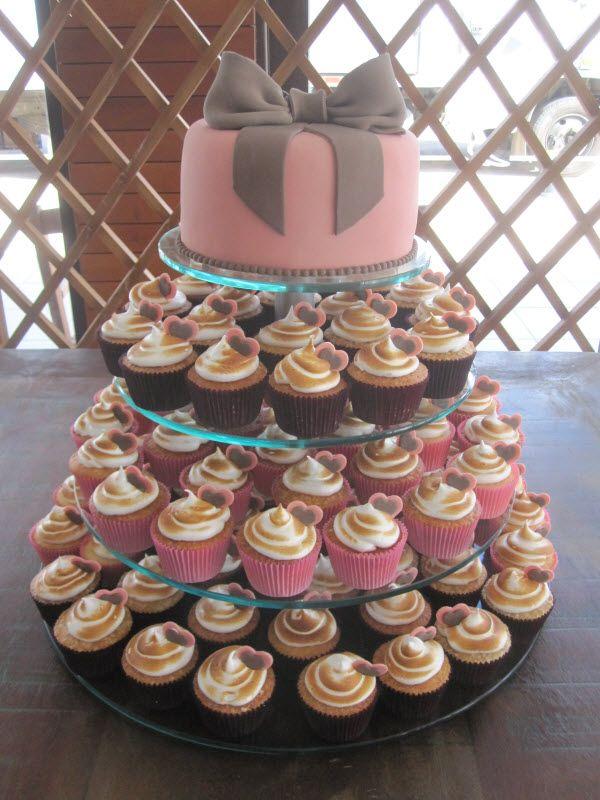 Torre de Cupcakes | Daniel Damazio