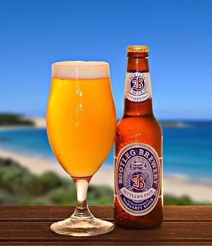 Bootleg Brewery WA - SETTLERS PALE ALE 4.8%