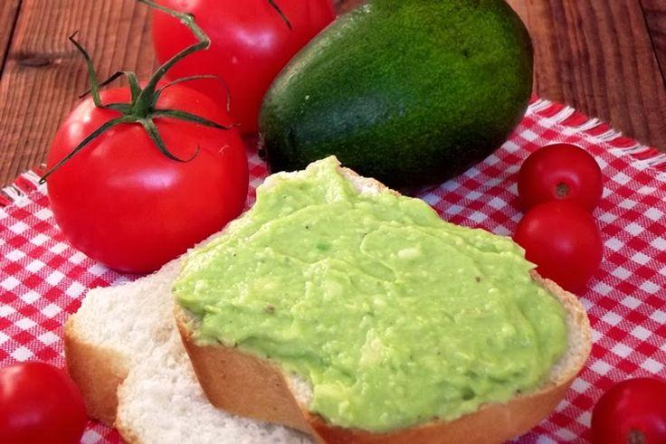Pasta de avocado   CAIETUL CU RETETE
