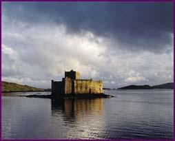 Castlebay, Isle of Barra, Scotland UK <3