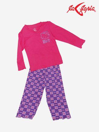 Pijama Hello Kitty - para niña