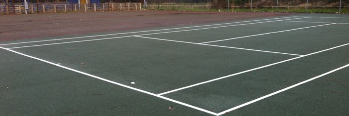 #CourtMaintenance - http://tenniscourtcontractors.co.uk/tennis-court-repairs/suffolk/