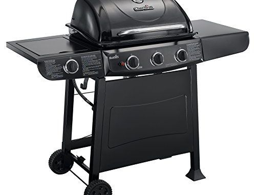 Char-Broil Quickset 3-Burner Gas Grill | Gas Barbeque Reviews
