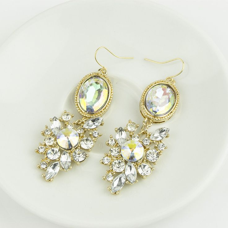 Hot-Elegant-Women-Vintage-Style-Fashion-Rhinestone-Dangle-Stud-Earrings-1-Pair