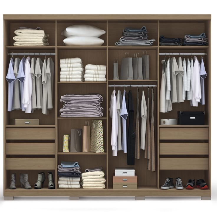 1000 ideias sobre guarda roupa kappesberg no pinterest for Medidas closets modernos