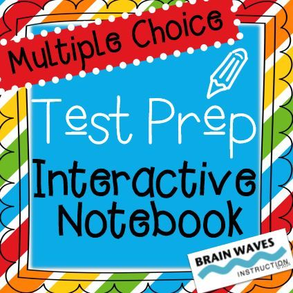 In this 5-day unit, students learn specific strategies to promote success on state assessments and daily practice. Students are exposed to test-taking strategies for answering multiple-choice questions. In this unit students will be assembling Interactive Notebooks or File Folders as they develop critical test-taking skills.
