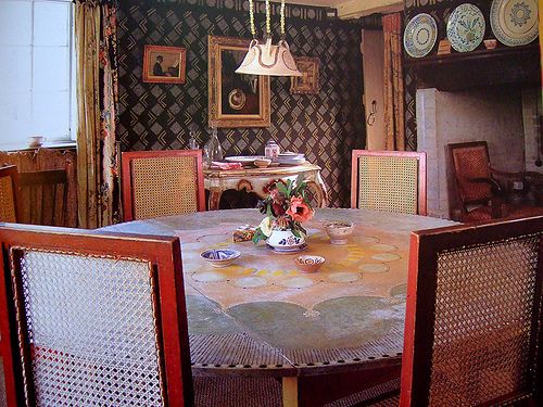 The Cliff House Dining Room Photo Decorating Inspiration