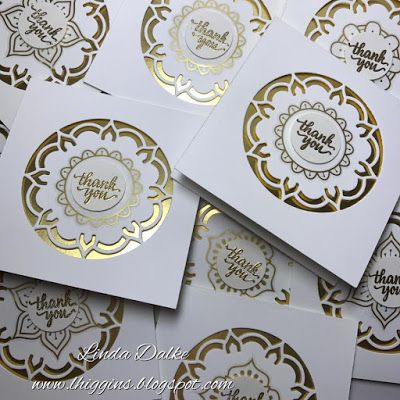 Want simple and elegant cards? The Eastern Palace Suite is for you!