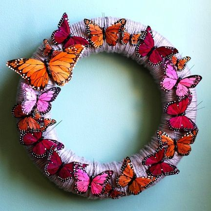 10 Butterfly Home Decor Projects | The New Home Ec