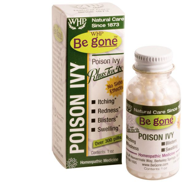 An all natural, homeopathic remedy for relief from the maddening symptoms of Poison Ivy