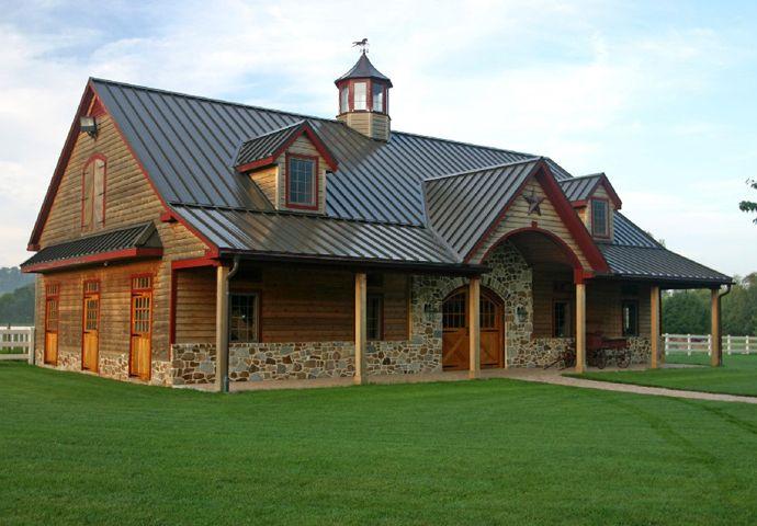 Pioneer Pole Buildings Barns Amp Rustic Comfort Living