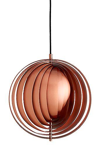 Lampe MOON, de Verner Panton - Verpan - 579€