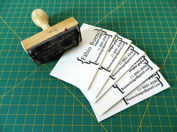 Homemade business cards google search work work work for How to make homemade business cards