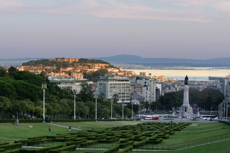Park Eduardo VII, Lisbon, Portugal. Photo: Lisbon Tourism Board