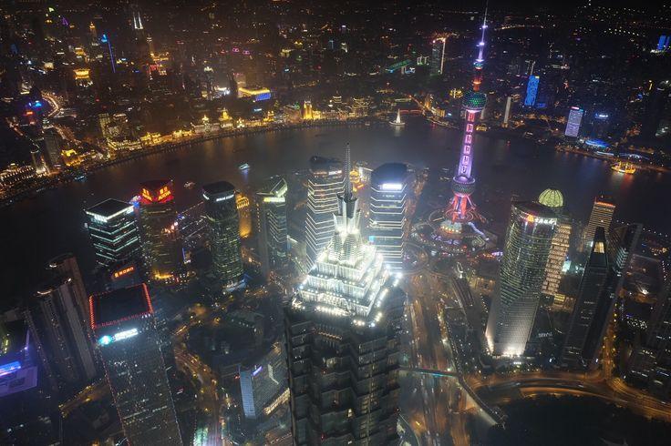Pudong - Shanghai Mai 2015 Photographe : Pascal Subtil