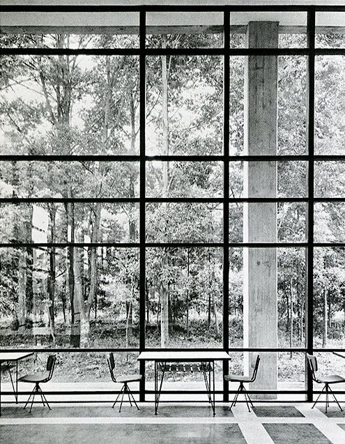 Kenzo Tange | Tsuda College Library