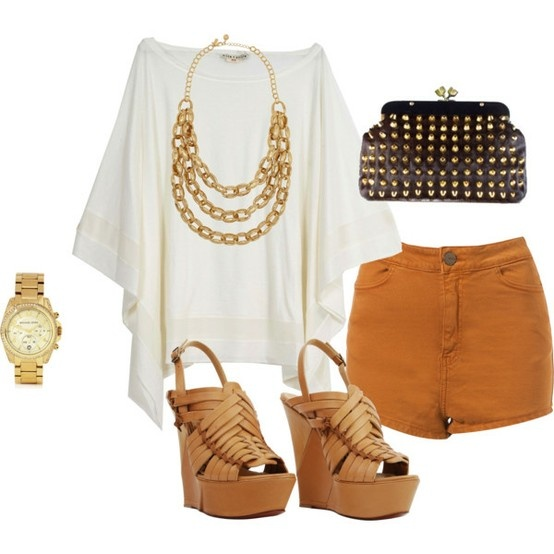 summer night out: Shoes, Fashion, Casual Summer, Summer Looks, Style, Shirts, Summer Outfits, Summer Chic, Summer Night