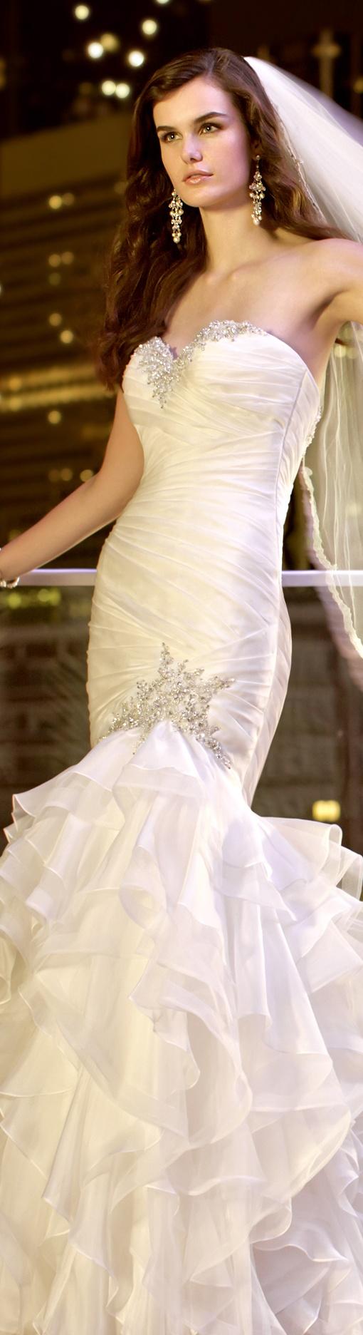 139 besten vestidos de novia Bilder auf Pinterest | Kleid hochzeit ...