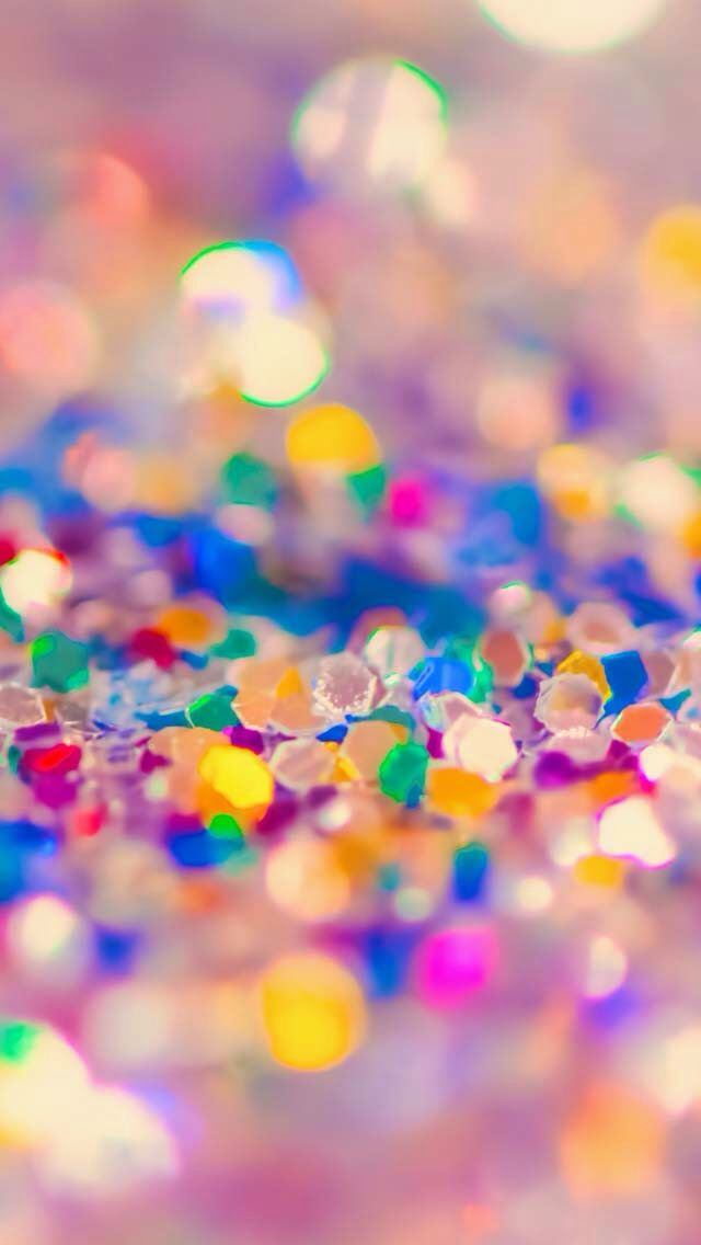 Confetti Find More Sparkly Glittery Wallpapers For Your