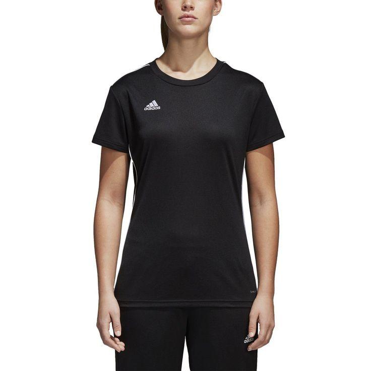adidas Women's Core 18 Training Jersey   CY8275 in 2021   Adidas ...