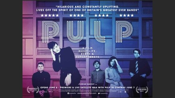 PULP find fame on the world stage in the 1990's with anthems including 'Common People' and 'Disco 2000'. 25 years (and 10 million album sales) later, they return to Sheffield for their last UK concert. Giving a career best performance exclusive to the film, the band share their thoughts on fame, love, mortality - & car maintenance.  Directed by FLORIAN HABICHT.