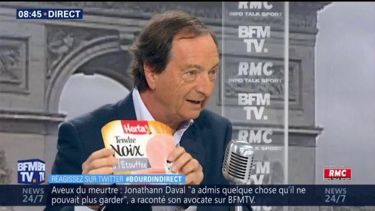 """""""Sur ce produit, c'est écrit 'filière France'. Je suis donc d'accord pour augmenter ces produits-là"""", dit le PDG de Leclerc"""