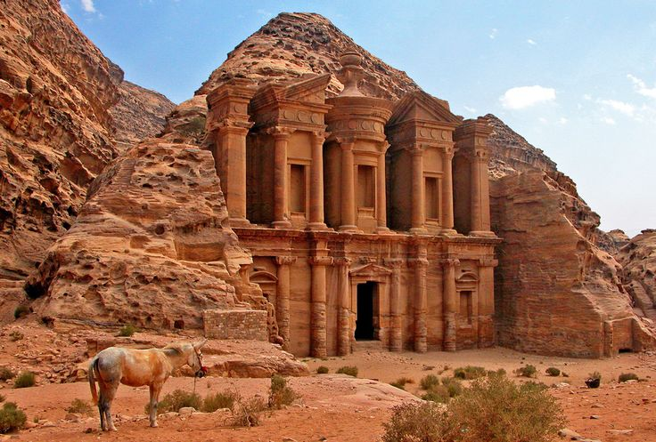 The-Petra-City-wonder-of-the-world