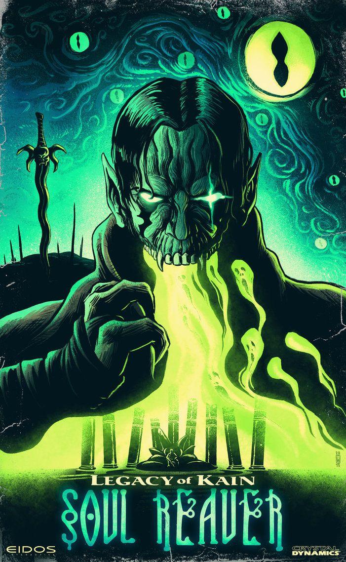 Soul Reaver by W-Orks