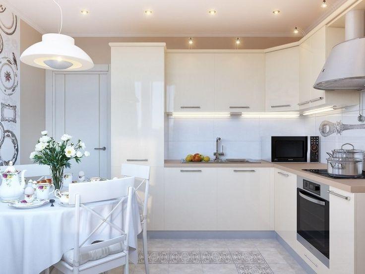 Кухня - Дизайн интерьеров | Идеи вашего дома | Lodgers