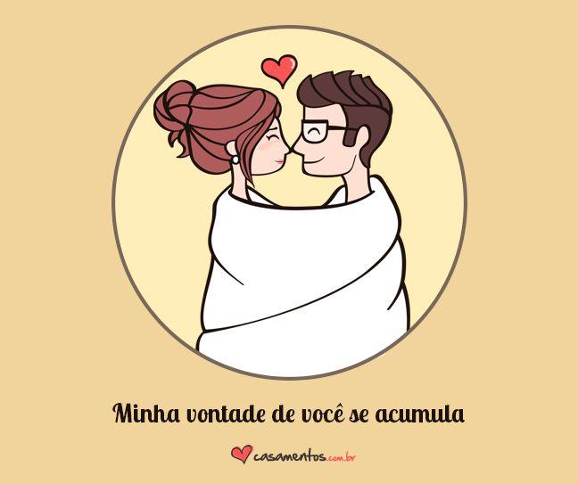 Frases de amor do casamentos.com.br Compartilhe com o amor da sua vida ♥