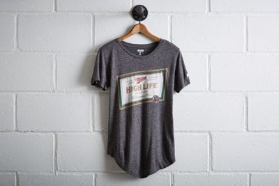 Tailgate Women's Miller High Life T-Shirt by  American Eagle Outfitters | The champagne of beer.The champagne of beer. Shop the Tailgate Women's Miller High Life T-Shirt and check out more at AE.com.