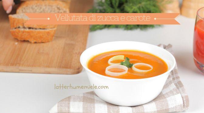 Sai perché la vellutata di zucca e carote fa bene? Scoprilo e scarica la ricetta con cui puoi conservare tutti i principi nutritivi.