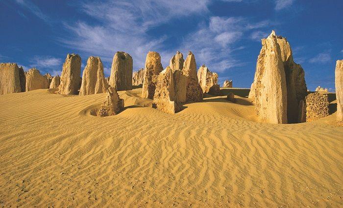 The Pinnacles - north of Perth