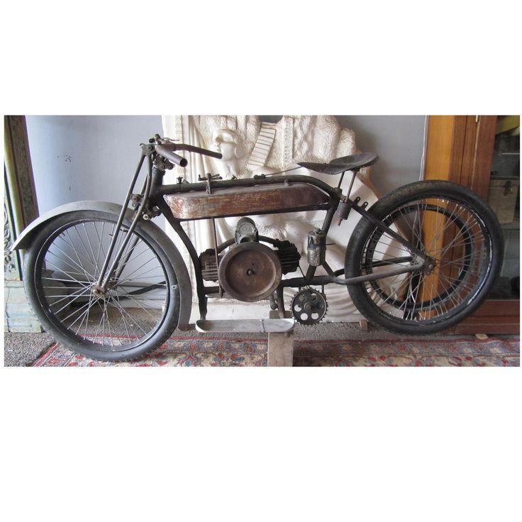 Douglas Motorcycle 1925
