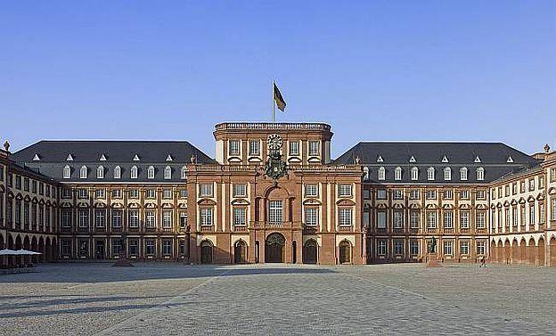 Barockschloss Mannheim, D-68161 Mannheim, Baden-Württemberg. © SSG Pressebild