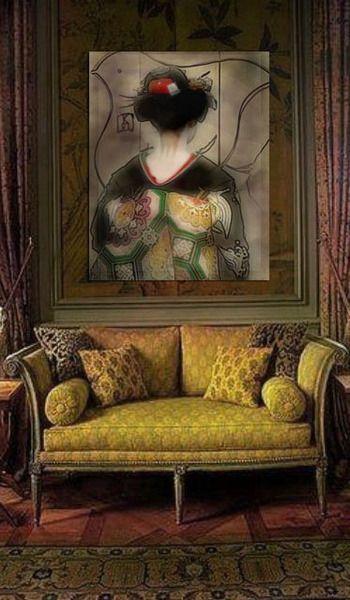 design ; decor ; art by DAVID LEE NG